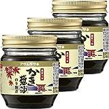 アサムラサキ かき醤油のり佃煮 80g ×3本