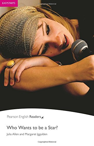 Penguin Readers: Easy Starters WHO WANTS TO BE A STAR ? (Penguin Readers (Graded Readers))の詳細を見る