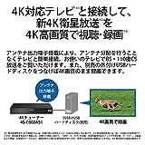 シャープ 4Kチューナー 新4K衛星放送対応 4S-C00AS1