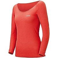 (モンベル)mont-bell ジオラインL.W.Uネックシャツ Women's 1107570