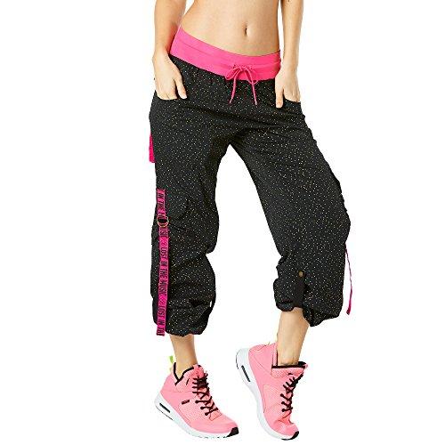 [해외]ZUMBA 즌바 FAST BEATS 롱 팬츠 S 사이즈 카고 피트니스 댄스웨어/ZUMBA ZUMBA FAST BEATS Long pants S size Cargo Fitness dance wear