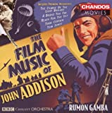 Film Music of John Addison  John Addison, Rumon Gamba, BBC Concert Orchestra  (Chandos)