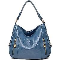 Ladies Handbags Tote, Designer Handbags Tote and PU Leather Tote Handbags Fashion Large Capacity Bags