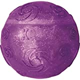 Kong Squeezz Crackle Ball Medium Dog Toy