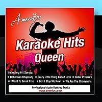 Karaoke Hits - Queen by Karaoke - Ameritz