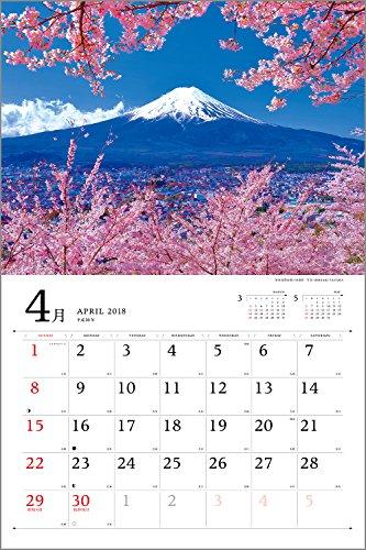 2018 美しい日本の四季 〜うつろう彩り、残したい原風景〜 カレンダー ([カレンダー])