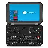 GPD WIN 黒 + 液晶保護フィルム付属 (Windows10 /5.5inch /IPS液晶 /Intel Atom X7 Z8700) (4GB/64GB)(USB Type-C /USB3.0 /HDMI /Bluetooth4.1) (タッチパネル /Gorilla Glass 3 /Gamepad Tablet PC /UMPC) (ブラック) [正規輸入品] (4GB/64GB 黒)