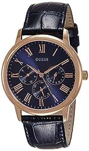[ゲス]GUESS 腕時計 メンズ ウェハー WAFER W0496G4 [正規輸入品]