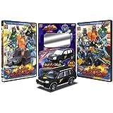 トミカヒーロー レスキューファイアー VOL.9&10+レスキュートミカシリーズ レスキューダッシュ5<限定カラー>セット [DVD]