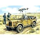 1/35 ドイツ・ストゥーバーKfz.2 軽四輪駆動無線車