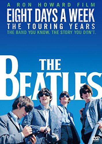 ザ・ビートルズ EIGHT DAYS A WEEK  -The Touring Years DVD スタンダード・エディションの詳細を見る