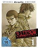 Rainbow: Die Sieben von Zelle sechs Vol. 1 BD (Special Edition)