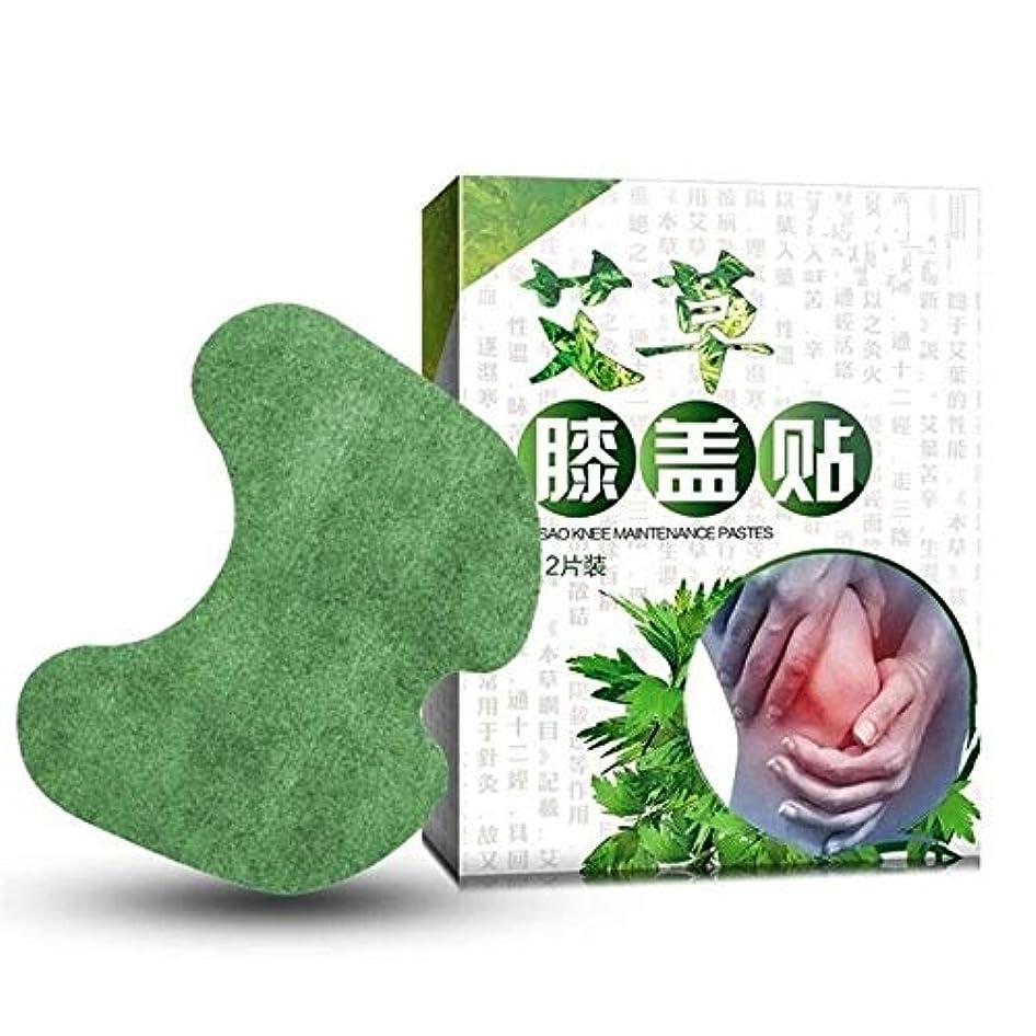 インテリア太鼓腹魚痛み緩和パッチ - 天然ハーブパッド膝関節痛緩和、古代中国のハーブ療法、12個