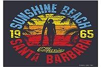 冷蔵庫用マグネット Fridge Magnet Adventurer Beach California
