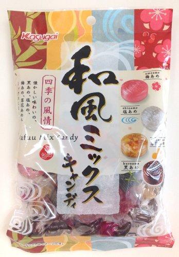 春日井製菓 A 和風ミックスキャンディ 150g [5164]