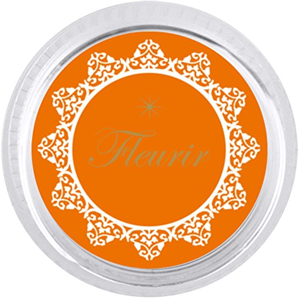 ペインティング息切れ受粉者カラーパウダー オレンジ