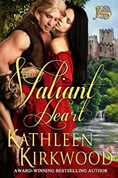 The Valiant Heart (Heart Series Book 1) by [Kirkwood, Kathleen, Gordon, Anita]