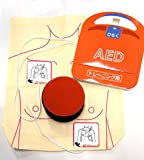 アクトキッズ AED+CPRトレーニングキット AEDの操作と胸骨圧迫のやり方を同時に学べます!