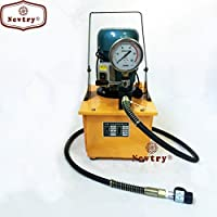 NEWTRY ZCB-63A Hydraulic Motor Pump High Pressure Electric Oil Pump for lifting/pressing/bending/cutting/assembling/disassembling (220V)
