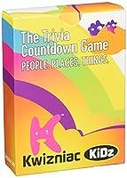 Kwizniac Kids Card Game
