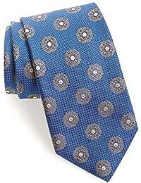 (カナーリ) CANALI メンズ ネクタイ Medallion Silk Tie [並行輸入品]