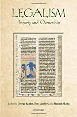 Legalism: Property and Ownership