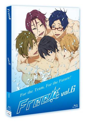 Free! (6) [Blu-ray]