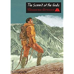 The Summit of the Gods 1