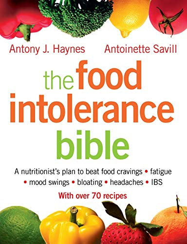 Download Food Intolerance Bible 0007163827