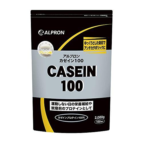 アルプロン -ALPRON- カゼイン100 2kg 【約10...