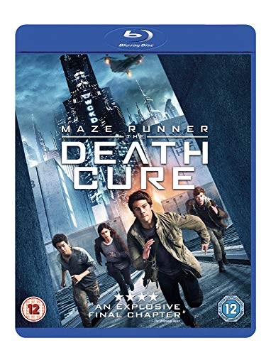 Maze Runner: The Death Cure [Region B] [Blu-ray]