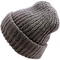 WDSKY Winter Hats for Women Beanie Skullies Beanies Caps for Ladies Watch Cap Dark Grey