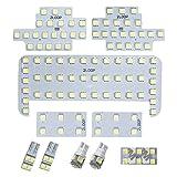 3チップSMD10点ハリアー 60系 ZSU60/ZSU65/AVU65 LEDルームランプ