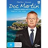 Doc Martin: S1-8 Collection