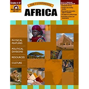 Africa: Grade 4-6+ (The Seven Continents)