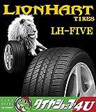 LION HART ラジアルタイヤ LH5 245/40R20インチ サマータイヤ LH-Five 単品