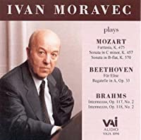 Moravec Plays Mozart, Beethove
