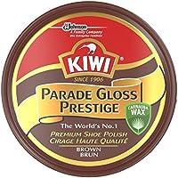 KIWI 油性靴クリーム パレードグロス 茶 50ml