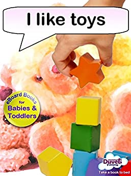 I Like Toys (I Like Reading) by [Publishing, Duvet]