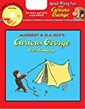 Curious George Goes Camping Book &CD