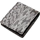 縁起モノの一本!本革パイソンレザー蛇革二つ折財布 [ Raimondo Valentino 3931 ] 誕生日プレゼント メンズ 財布