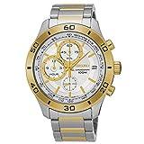 セイコー SEIKO 腕時計 海外モデル クロノグラフ SSB188P1 [並行輸入品]