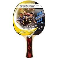 Schildkrot Top Teams 500 Table Tennis Bat - Yellow (Old Version) by Schildkrot