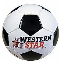 プレミアム公式サイズサッカーボールブラック&ホワイト