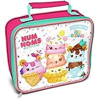 Num Noms オフィシャル商品 断熱構造 キャラクター 保冷ランチバッグ お弁当かばん