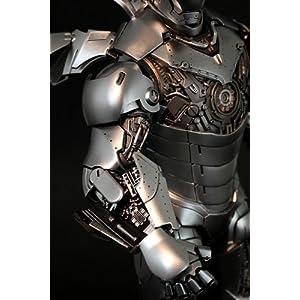 ムービー・マスターピース アイアンマン2 1/6スケールフィギュア アイアンマン・マーク2 (アーマー・アンリーシュド版) (2次出荷分)