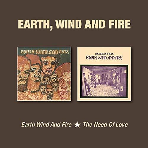 [画像:Earth Wind and Fire/the..]
