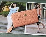 ヴィヴィアン ウエストウッド 「VienVivne Westwood」 長財布レディース長財布 (オレンジ)