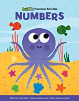 Numbers (Flash Kids Preschool Activity Books) by Steve Mack(2012-01-03)