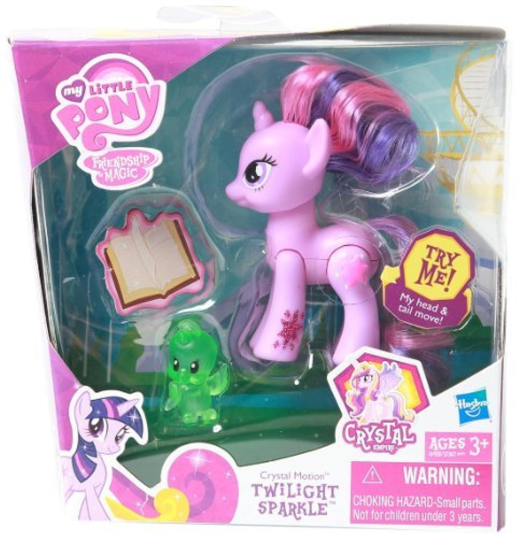 MLP Crystal Motion Twilight Sparkle Doll by Hasbro [並行輸入品]